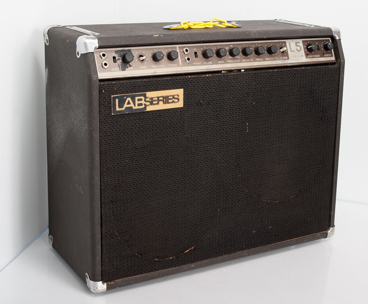 lab series l5 amplifier 2x12 combo labseries 308a gibson moog amp 212 serial 111 ebay. Black Bedroom Furniture Sets. Home Design Ideas